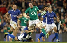 Analysis: O'Mahony surges into leading role for Ireland