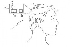 Sony patents smart wig that vibrates whenever you get a message