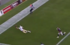 Croke Park bound UCF had the Catch of the Year last night