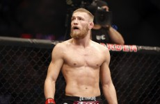 McGregor exceeding markers on road to recovery, says coach Kavanagh