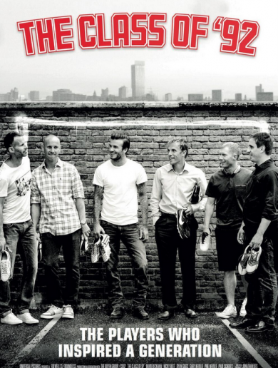 Giggs, Beckham, Scholes and the rest to feature in 'Class of 92′ documentary