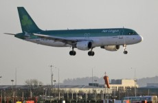 Aer Lingus passenger numbers down 5 per cent in November