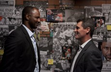 New documentary about Keane and Vieira rivalry to air next week