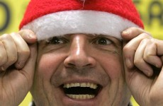Column: Michael O'Leary turned Santa because he had to