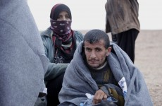 European leaders 'should hang their heads' over Syrian refugee crisis