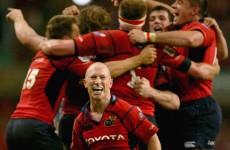 Former Munster scrum-half Stringer to join Europe's elite