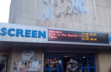 This cinema sign mishap in Dublin is absolutely PERFECT