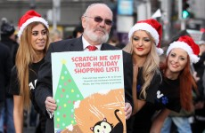 Cross animals off your list of gifts this Christmas, says animal rights group