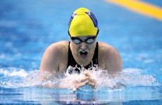 O'Brien smashes Michelle Smith's 18-year-old Irish 100m butterfly record