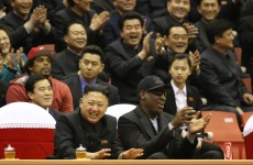 Paddy Power are sending Dennis Rodman back to North Korea