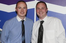 Waterford twins honoured at Volunteer Awards for search and rescue service